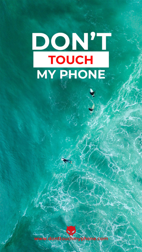 Don't Touch My Phone Adventure Time Wallpapers | Mobile ...